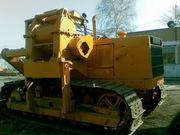 Трубоукладчик ТР20-21-01 производства УРАЛТРАК(ЧТЗ).