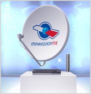 Спутниковое телевидение НТВ и Триколор