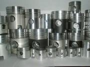 Производство поршней и поршневых пальцев,  алюминиевое литье.