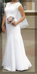 Свадебное платье. ПРОКАТ