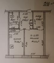 Продам 1, 5-комнатную квартиру