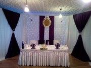 Профессиональное декорирование свадебного зала от Карамельной любви