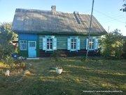 Дом на берегу реки Свислочь