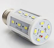 Продам светодиодную лампу лед кукуруза 5ВТ 24 чипа Epistar SMD 5730