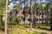 Продается коттедж на берегу реки в лесу.