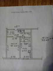 1-комнатная квартира на Даманском
