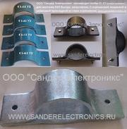 Скоба С1-65 для монтажа и ремонта ЛЭП - производство.