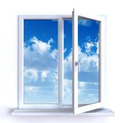 ОКНА ДВЕРИ ПВХ балкон балконные рамы   ALUTECH