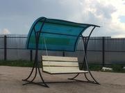 Садовые разборные качели с доставкой в Бобруйск
